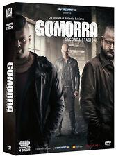 GOMORRA 2 - SECONDA STAGIONE (4 DVD) SERIE TV ITALIANA