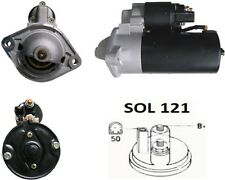 Starter Motor Compatible With Toyota Carina E Sportswagon E 2.0 D 2.0 TD 92-97