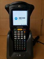 Motorola Symbol MC3190Z MC3100G RFID Barcode Scanner WI-FI + Charging Cradle