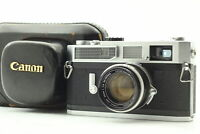 [Exc+5] Canon Model 7 Rangefinder Camera 50mm f/1.8 L39 Lens from JAPAN #092