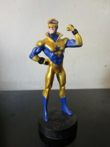 Eaglemoss DC Super Hero Collection: #31 Booster Gold Polyresin Figurine~
