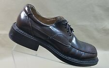 Borelli Mens Dress Shoes Square Split Toe Oxford Derek Size 5 Casual Formal Dress Shoes
