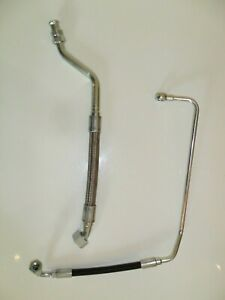 LAND ROVER 200 TDI DEFENDER TURBO OIL FEED AND RETURN PIPES