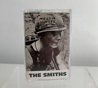 THE SMITHS Meat Is Murder (Cassette Tape) Rough Trade 1985 Paper Labels EX