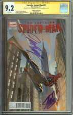 SUPERIOR SPIDER-MAN #31 CGC 9.2 WHITE PAGES