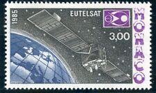 STAMP / TIMBRE DE MONACO N° 1505 ** TERRE ET SATELLITE / EUTELSAT