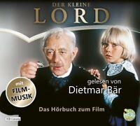 DIETMAR BÄR - DER KLEINE LORD  2 CD NEW