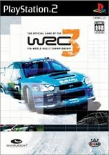 UsedGame PS2 WRC3 [Japan Import] FreeShipping