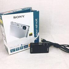 Sony Cyber-shot DSC-T77 10.1MP Digital Camera - Black - won't focus