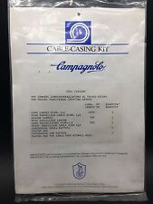 VINTAGE CAMPAGNOLO RECORD CABLE-CASING KIT MOD.1134100  NIB