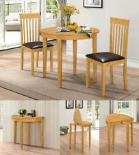 Wooden Up to 2 Round Kitchen & Dining Tables
