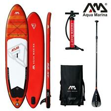 AQUA MARINA Monster ATLAS SUP inflatable Stand Up Paddle mit Sport Alu Paddel