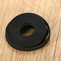 1M GT2 Rubber Belt Open End Timing 6mm Width 2mm Pitch For Pulley 3D Printer