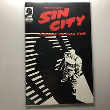 New listing Sin City: A Dame To Kill For Special Edition Dark Horse Comics Frank Miller