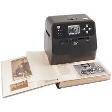 ELV 4-in-1-Kombi-Scanner BD400 - für Fotoalben, Bilder, Dias, Negative - Vorscha