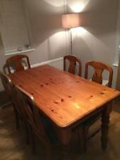 Pine Country Up to 6 Seats Dining Tables Sets
