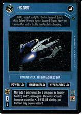 STAR WARS CCG REFLECTIONS VRF CARD IG-2000