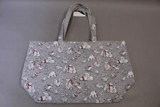 Vera Bradley Women's Reversible Iconic Grand Tote KB8 Beary Merry One Size NWT