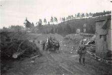 Vormarsch am Bunker bei Alieres Frankreich
