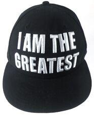 I Am The Greatest Muhammad Ali New Era 9Fifty Boxing Snapback Hat