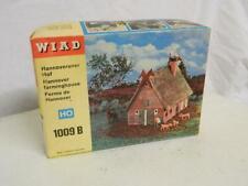 Wiad HO Plastic Model Kit Hannover Farmhouse Box 1009B
