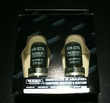 (D) MESA/BOOGIE 6V6 GTA STR 417 Power Tubes Matched Pair New