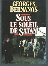 Sous le soleil de satan.Georges BERNANOS.France Loisirs B005