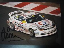 Photo Porsche Pirelli Supercup 2000 #24 Duncan Huisman (NED) GP BEL gesigneerd