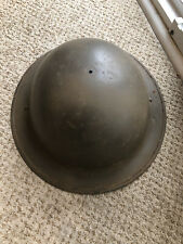 WW2 Mk.11 Army Helmet Shell From 1942 Made By C.L./C. Canadian Lamp Co. Canada
