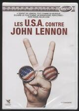 NEUF DVD Les u.s.a. contre john lennon EDITION PRESTIGE SOUS BLISTER documentair