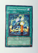 CARTE YU GI OH VERSION FRANCAISE STATION PSIONIQUE TDGS-FR051