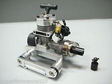 Vertex 18 Marine Nitro Engine CNC Mount Flywheel 4mm Dia Shaft Coupler