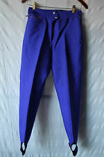 Obermeyer Sports wear Womens Stretch Ski Snow Pants Purple