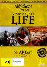 A FORTUNATE LIFE  ( 2 Disc Set ) New  REGION 4  AUSTRALIAN MOVIE