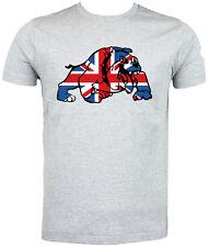 Best of British, Union Jack Bulldog T shirt - Choice of size & colours