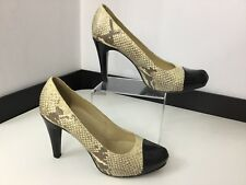 Russell & Bromley Heels, Court Shoes, Uk 6.5 Eu39.5, Python Leather, Immaculate