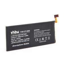 Batteria 2950mAh Li-Po per ALCATEL One Touch Pop 4S LTE, Shine Plus