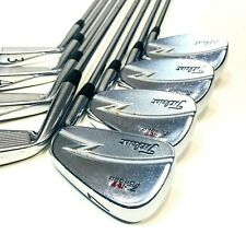 Titleist ZM Forged Irons (3-P) S300 Stiff - Very Good Cond, Free Post # 6690