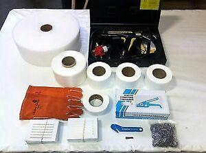 Shrink Wrap Kit Includes Shrinkfast 998 Heat Gun (EBAY)