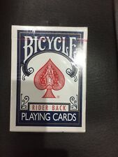 Genuine Magician Bicycle Rider 807 Playing Cards - Classic Tuck Box BLUE 1 Deck