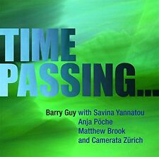 arry Guy - Time Passing [CD]