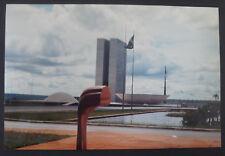 "J-P ETIENNE  - Photo   "" BRASILIA ARCHITECTURE URBAINE ""  Signé"