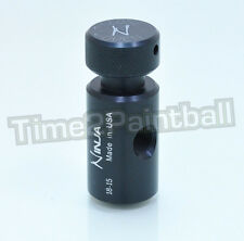 Ninja Paintball Ufa Universal Fill Adapter Dual Port On / Off Remote Line