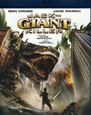 Jack the Giant Killer (Blu-ray) Brand New Sealed