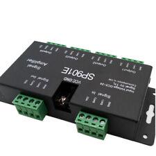 SP901E LED Signal Amplifier For WS2811 WS2812B 6803 DMX512 RGB Strip Controller
