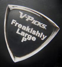 V-PICKS Freakishly Large Pointed Guitar Pick