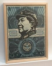 Shepard Fairey - Mao Money - Limited to 350 - signed & numbered - Obey