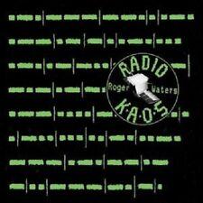 """ROGER WATERS """"RADIO K.A.O.S."""" CD NEUWARE!"""
