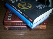 Lot 4 The Hunger Game + Underland Chronicles Books by Suzanne Collins 0439791456