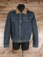 Diesel Gregg-pelliccia 787 Uomini Giacca di jeans taglia XL, GENUINE